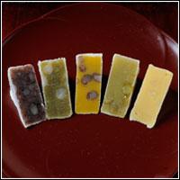 鎌倉いとこ 五色セット かぼちゃ・芋・小豆・抹茶・うぐいす