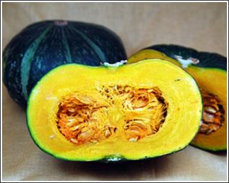 かぼちゃは栄養の宝庫